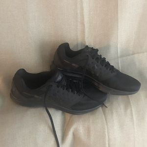 Men's Nike Black Running Shoes